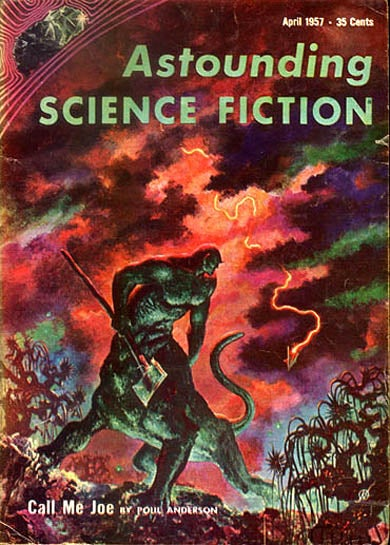 Illustration for article titled Did James Cameron Rip Off Poul Anderson's Novella?