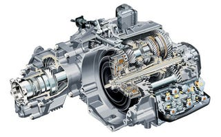Illustration for article titled Seven-Speed DSG Manumatic on the Way