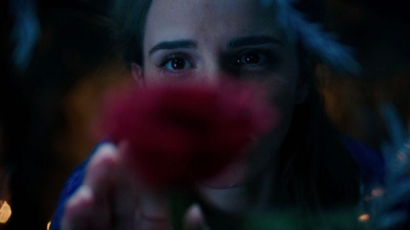 Illustration for article titled Beauty And The Beast teaser beats The Force Awakens' viewing record