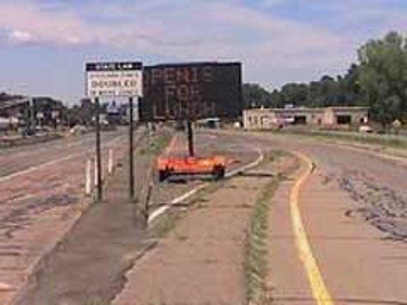 How To Hack An Electronic Road Sign - Car sign meaningsfunny alternative road signs car keys