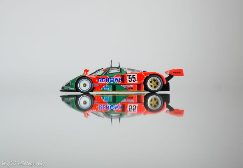 Illustration for article titled TLVs are still the epitome of 1:64 | Part II