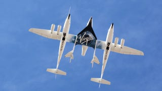 Illustration for article titled Flying Virgin Galactic Might Not Make You An Astronaut