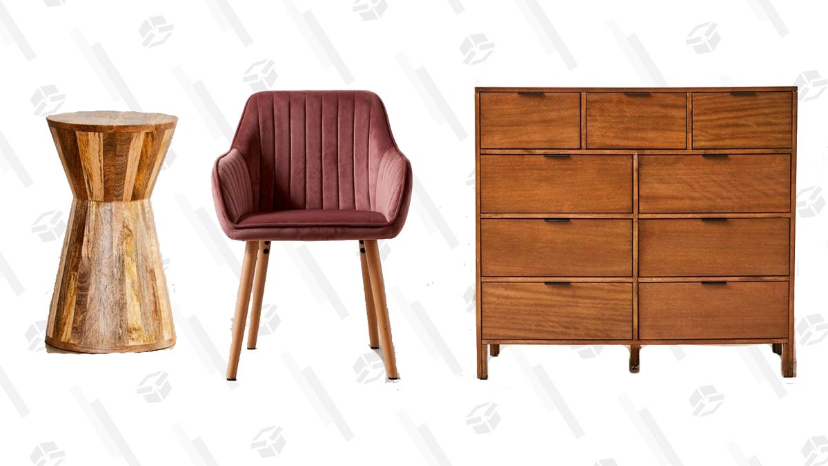 Give Your Home a Glow Up With 40% Off Furniture and Decor From Urban Outfitters