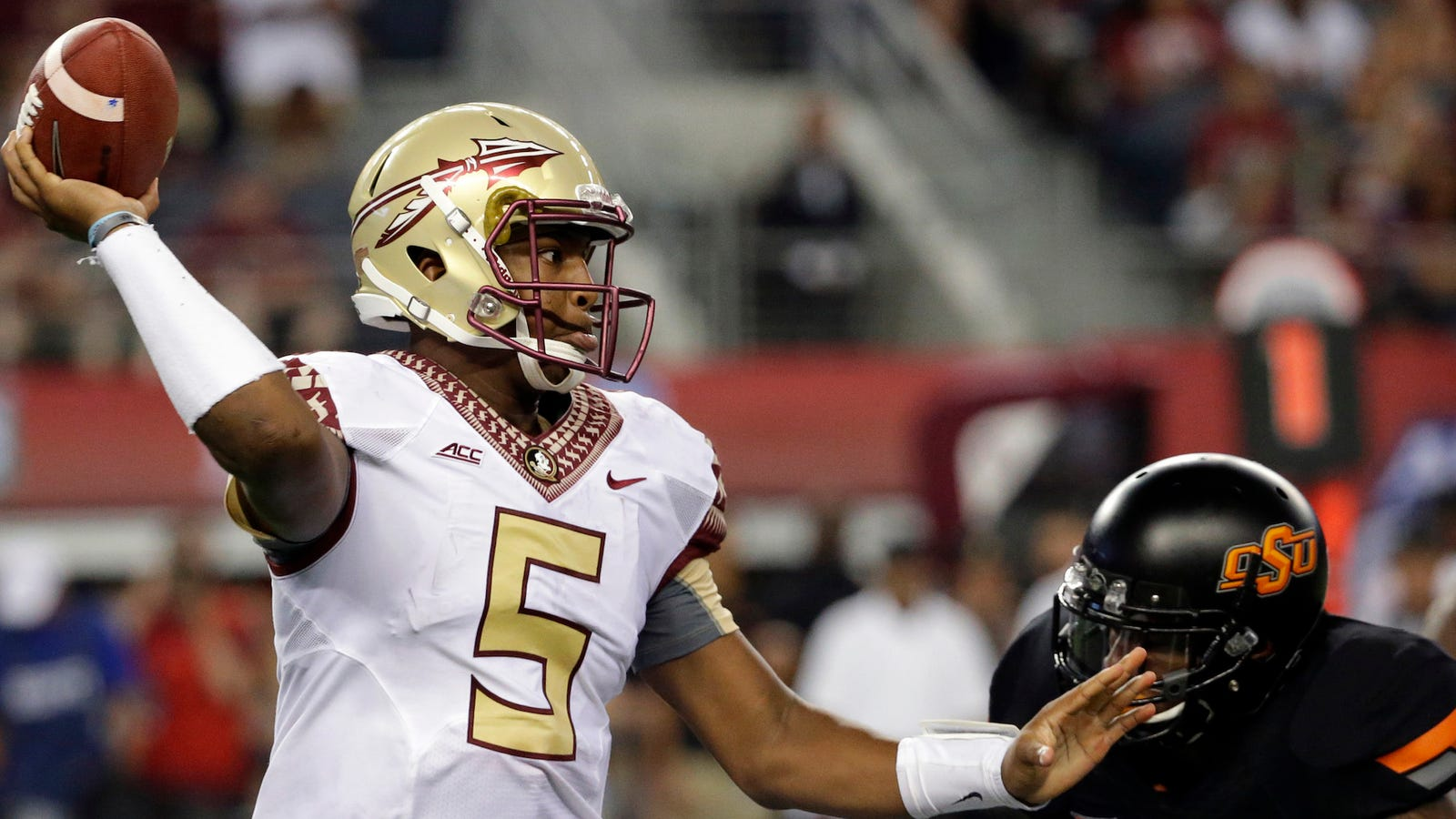 Report NFL Is Investigating Jameis Winston After Uber Driver Said