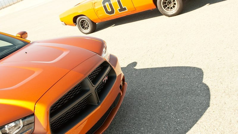 Illustration for article titled New Dodge Charger takes on last General Lee