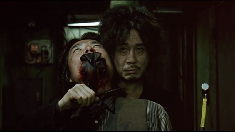 Illustration for article titled Video essay examines how Oldboy resurrects the Greek tragedy