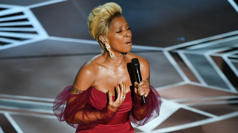 Illustration for article titled Mary J. Blige makes Oscars history as the first double nominee for Best Song and Best Supporting Actress
