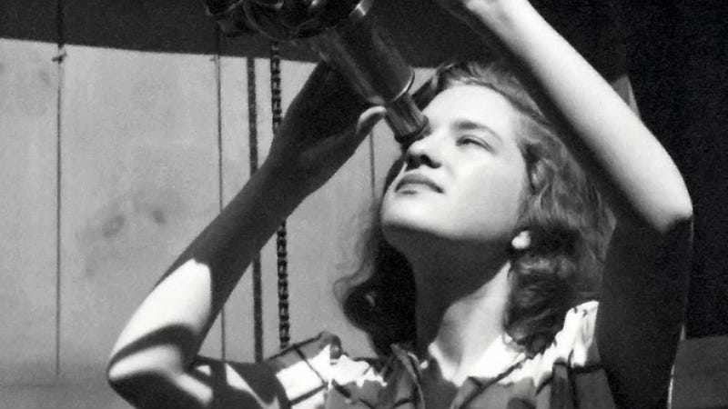 Vera Rubin en 1948