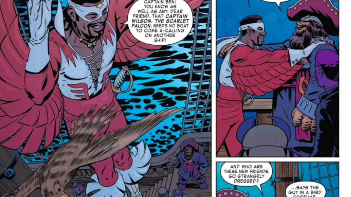 Marvel's Exiles showcases the limitless potential of superhero universes