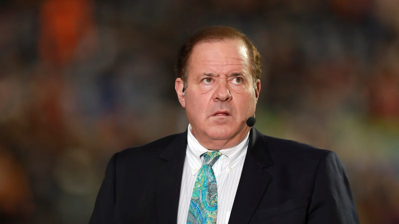 Chris berman sexual harassment
