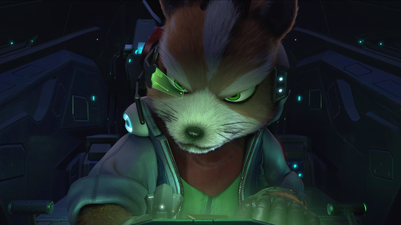 Illustration for article titled Star FoxWill Appear In Ubisoft's Space Game Starlink