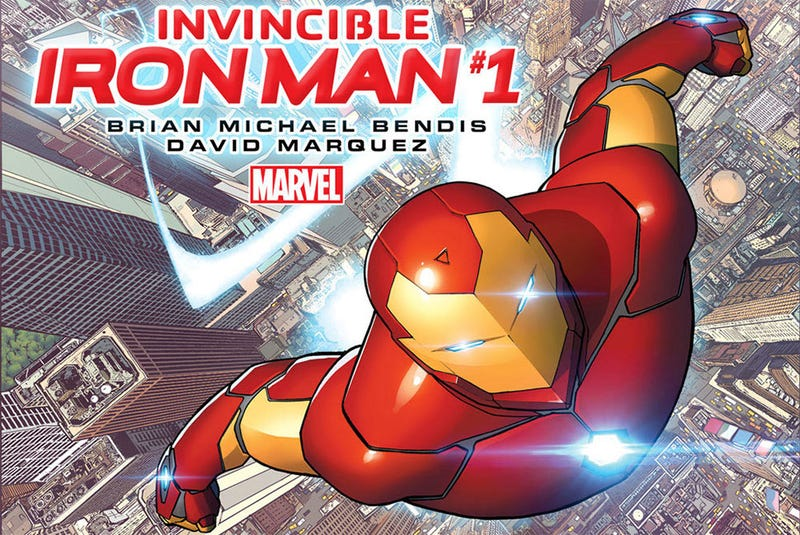 Illustration for article titled When Secret Wars Ends A New Era Of Iron Man Begins