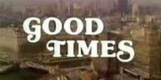 Good Times opening credits (YouTube)