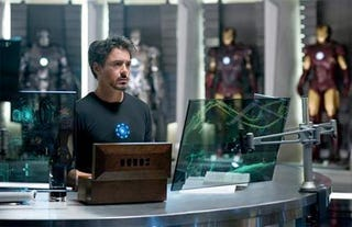 Illustration for article titled The One Question Tony Stark Can't Answer In Iron Man 2