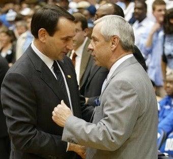 Illustration for article titled Breaking: North Carolina Natives Prefer Ol' Roy To Coach K