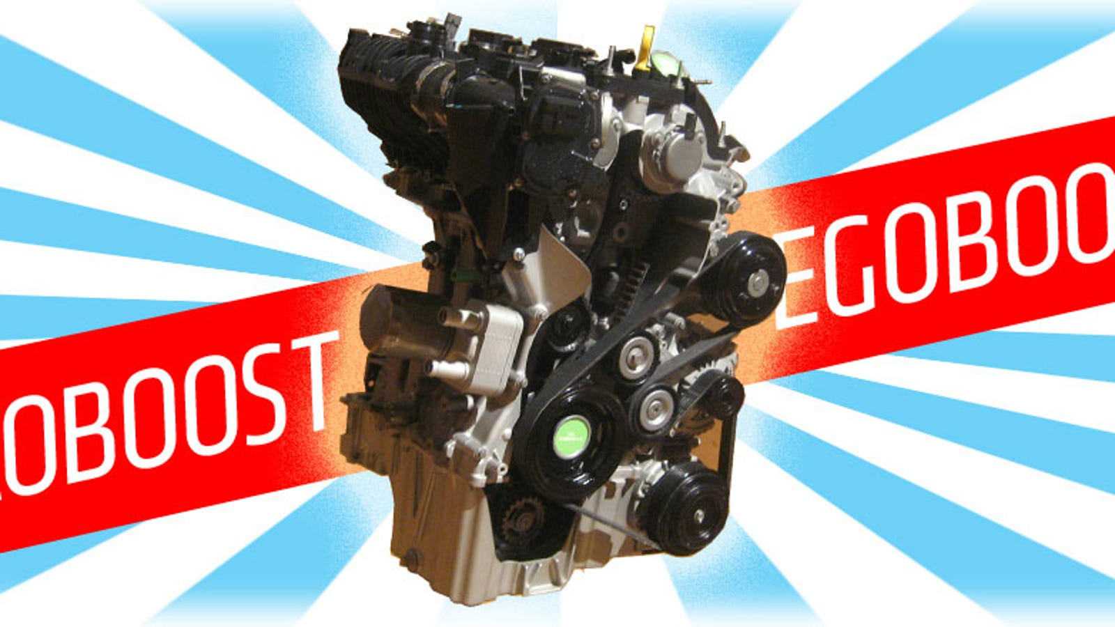 Why Ford's Tiny 1 Liter, 3 Cylinder Is The Future Of ...