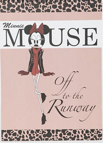 "Illustration for article titled Minnie Mouse Gets ""Leggy And Glamorous"" Makeover From Disney & Forever21"