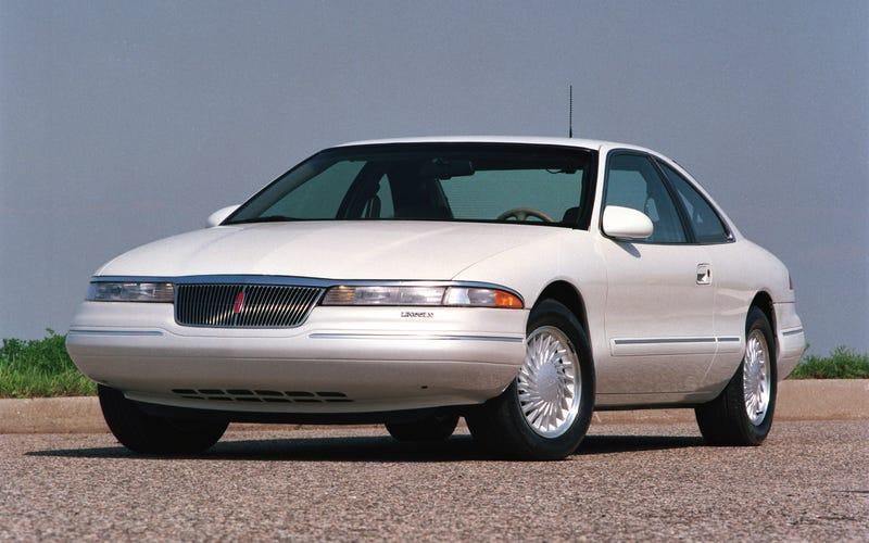 Illustration for article titled I feel like I've overlooked the Lincoln Mark VIII.