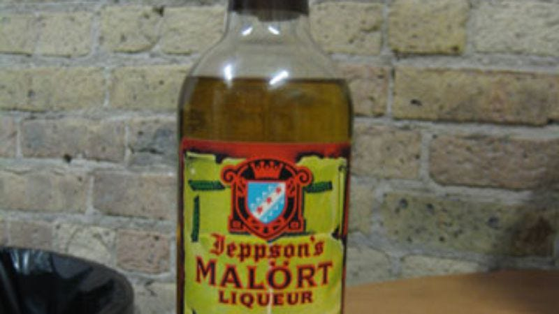 Illustration for article titled Taste Test: Jeppson's Malört