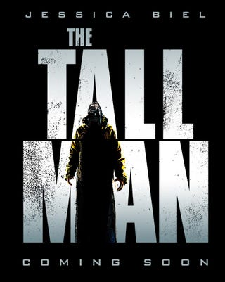 Illustration for article titled The Tall Man Poster