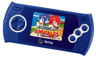 Illustration for article titled Tec Toy Puts a Sega Genesis in Your Pocket, Cheer in Your Soul