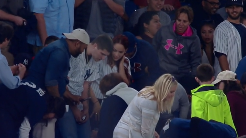 TODAY'S MUST SEE: Yankee Stadium proposal fail as man drops the ring!