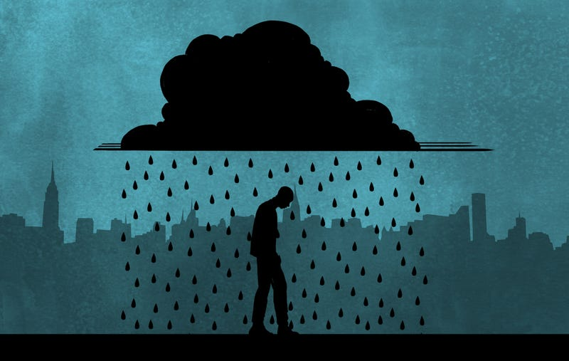 Un grupo de científicos cree haber localizado la causa física de la depresión en el cerebro