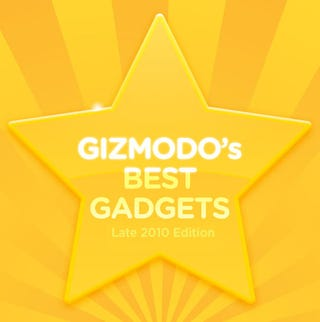 Illustration for article titled The Best Gadgets of the Year (So Far)