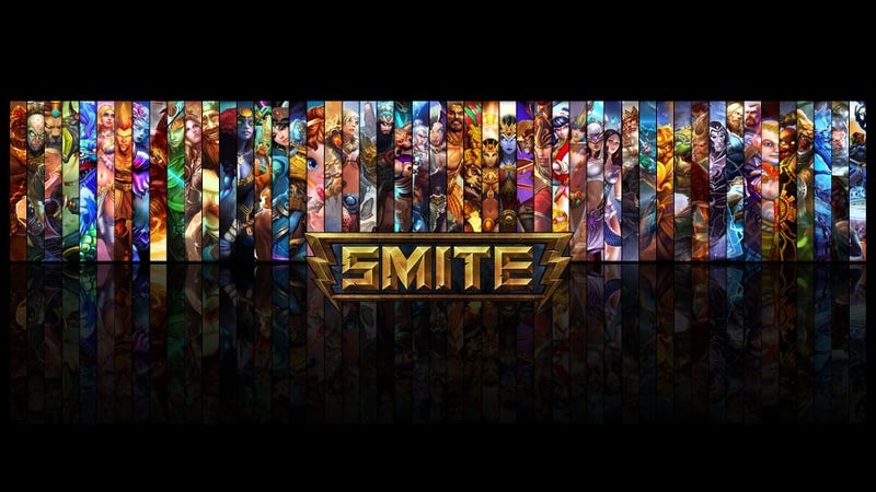 Illustration for article titled Smite Celebrates One Year Of Official Existence