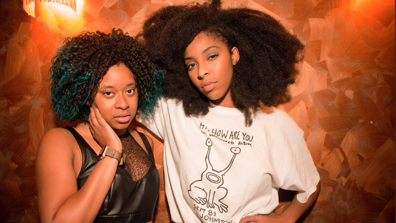 Phoebe Robinson and Jessica Williams (HBO)