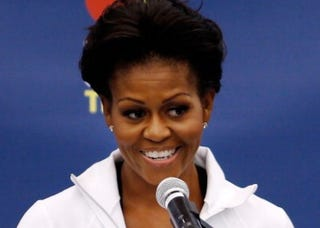 First Lady Michelle Obama (Getty)
