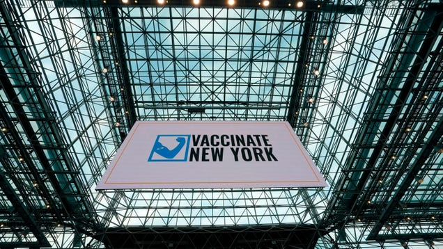 A Volunteer-Run Website Helps You Find a Vaccine Appointment in New York City s Online Maze