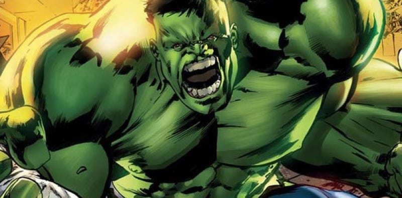Illustration for article titled Derivative Content: Ultimate Hulk, Incredible Destruction