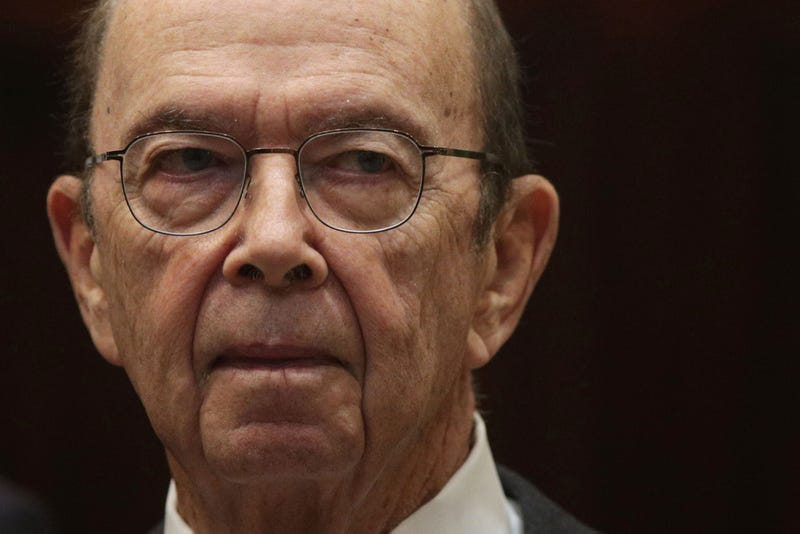 U.S Commerce Secretary Wilbur Ross, who oversees the running of the U.S. census