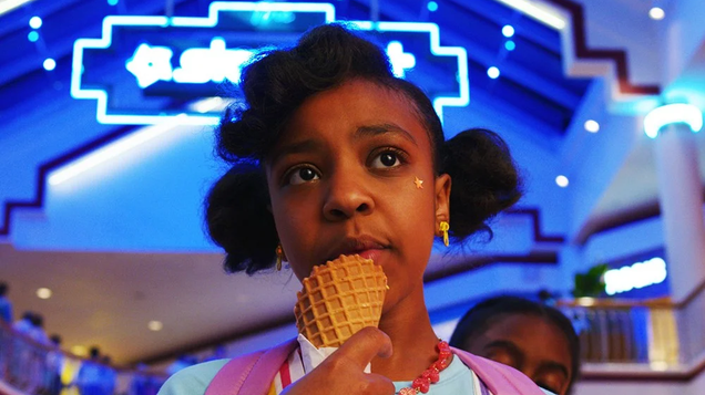 Report: Priah Ferguson Is Getting Bumped Up to Series Regular for Stranger Things Season 4