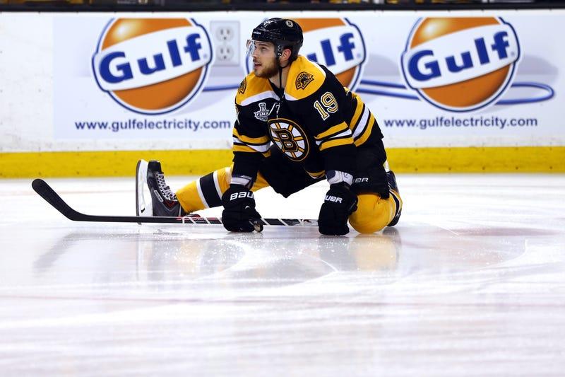 512dc9818 The Boston Bruins finally pulled the trigger on trading Tyler Seguin on  Thursday