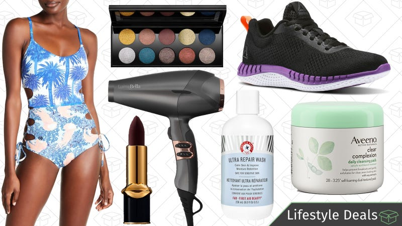 Illustration for article titled Friday's Best Lifestyle Deals: Pat McGrath Labs, Reebok, First Aid Beauty, and More