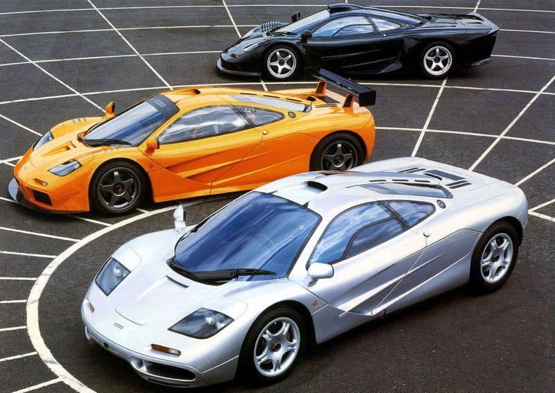 Illustration for article titled $50.000 por cambio decauchos y $300.000por pintura: el desquiciado costo de mantener uno de los míticos McLaren F1