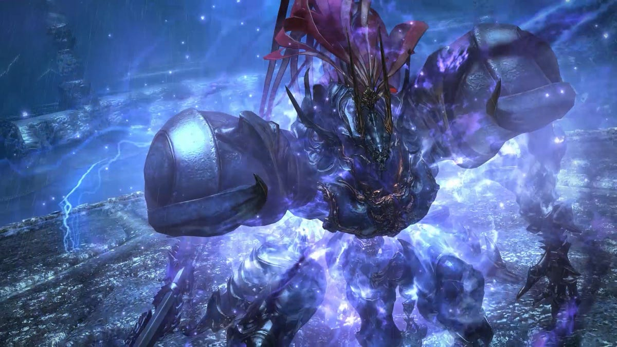 How To Take Down Susano, FFXIV Stormblood's First Primal