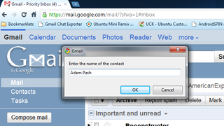 Illustration for article titled Gmail Chat Exporter Makes Copying and Printing Chats Much Easier