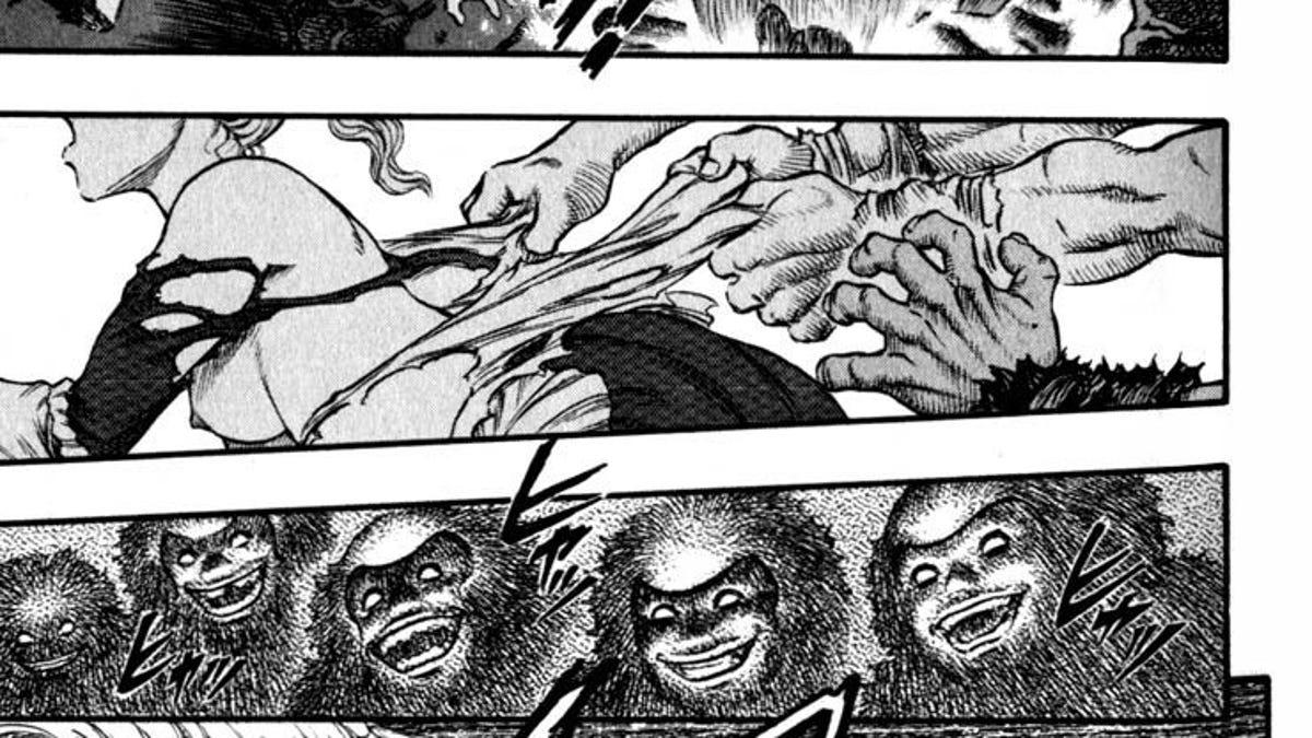 Berserk nude manga, download xxx china