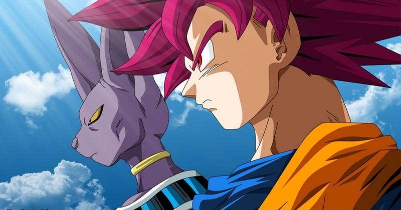Illustration for article titled Dragon Ball Super is coming to various Stream Services!