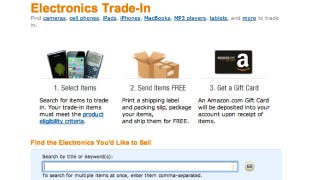 Illustration for article titled Amazon Now Offers Gift Cards for Your Old, Unused Laptop