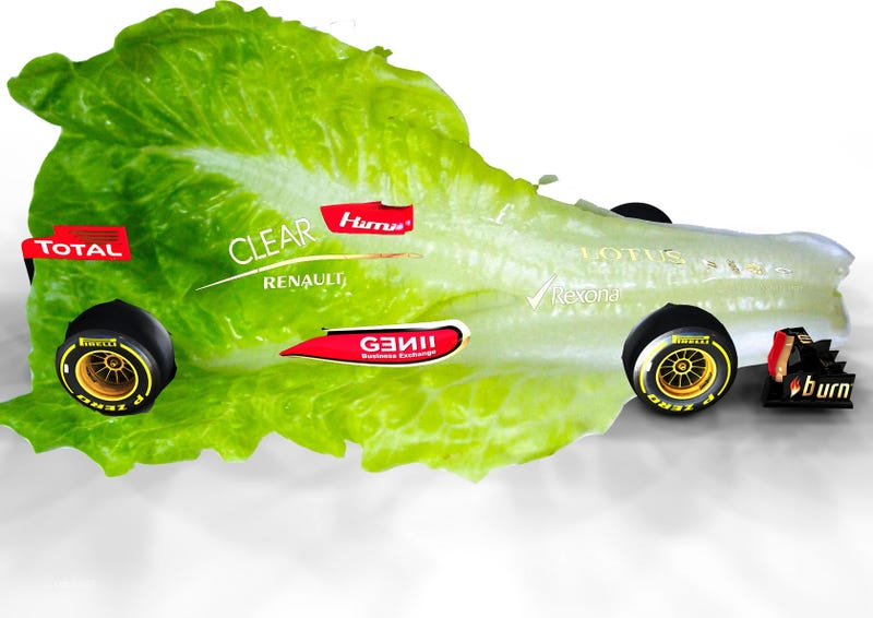 Illustration for article titled LETTUCE.