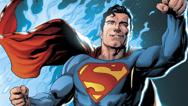 what the hell did superman just do to the dc comics universe