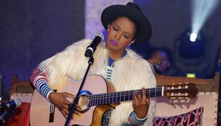 Illustration for article titled Lauryn Hill Cancels Israel Concert, Citing 'Challenge' in the Region