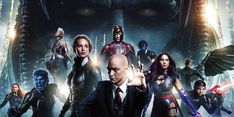 Confirmado: Lawrence, Fassbender y McAvoy estarán en 'X-Men: Dark Phoenix'