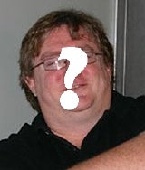 Illustration for article titled Fake Gabe Newell — Show Yourself!