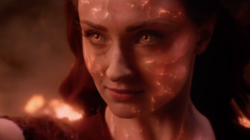 Illustration for article titled El tráiler de X-Men: Dark Phoenix esconde una retorcida mención al Universo Marvel de Disney