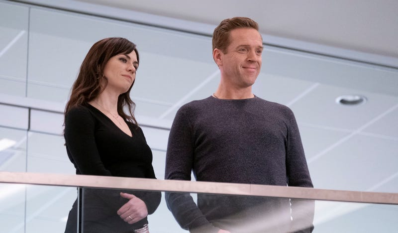Maggie Siff, Damian Lewis